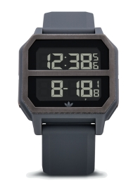 RELOJ ADIDAS ARCHIVE_R2 ALL GUNMETAL Z16632-00