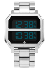 RELOJ ADIDAS ARCHIVE_MR2 ALL SILVER Z211920-00