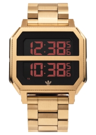 RELOJ ADIDAS ARCHIVE_MR2 ALL GOLD Z21502-00
