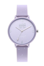 RELOJ MR WONDERFUL WATCH HAPPY HOUR / PURPLE&DOTS WR30301