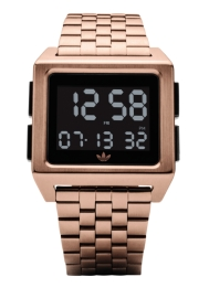RELOJ ADIDAS ARCHIVE_M1 ROSE GOLD / BLACK Z011098-00