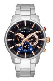 RELOJ POLICE AVONDALE MULTI BLACK DIAL SS BR R1453306003