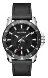 RELOJ POLICE TROMSO 3H BLACK DIAL BLACK ST R1451306007