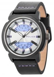 RELOJ POLICE DATE 3H GREY DIAL BLACK STRAP R1451256002