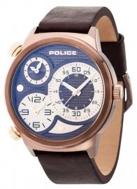 RELOJ POLICE ELAPID TRIAL T. D.BROWN DIAL D. BROWN ST R1451258002