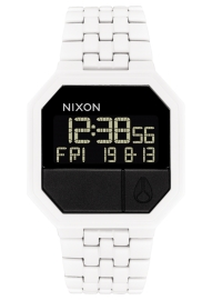RELOJ NIXON RE-RUN ALL WHITE A158126