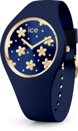 RELOJ ICE WATCH FLOWER - PRECIOUS BLUE - SMALL - 2H IC017578