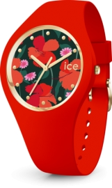 RELOJ ICE WATCH FLOWER - FLORAL PASSION - MEDIUM - 3H IC017577