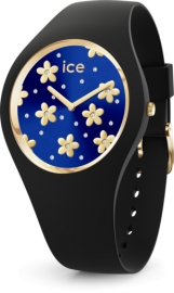 RELOJ ICE WATCH FLOWER - PRECIOUS DEEP BLUE - MEDIUM - 2 IC017579