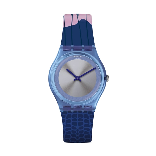 SWATCH LICENCE TO KILL 1989 GZ328