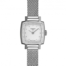RELOJ TISSOT LOVELY SQUARE T0581091103600