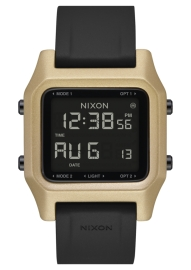 RELOJ NIXON STAPLE BLACK / GOLD A1282010