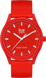 RELOJ ICE WATCH SOLAR POWER - RED SEA - MEDIUM - 3H IC017765