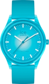 RELOJ ICE WATCH SOLAR POWER - BLUE PLANET - MEDIUM - 3H IC017769