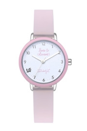 RELOJ MR WONDERFUL WATCH TIME TO DREAM / PINK WR65100