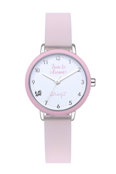 MR WONDERFUL WATCH TIME TO DREAM / PINK WR65100