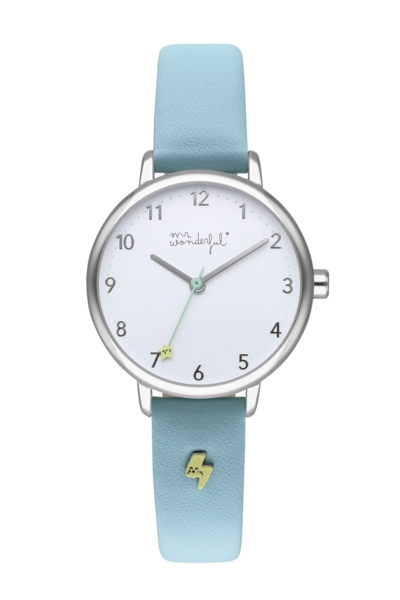 MR WONDERFUL WATCH FUN OCLOCK / GREEN WR75200