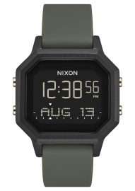 RELOJ NIXON SIREN SS BLACK / FATIGUE A1211178
