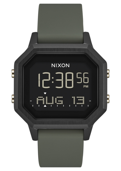 NIXON SIREN SS BLACK / FATIGUE A1211178