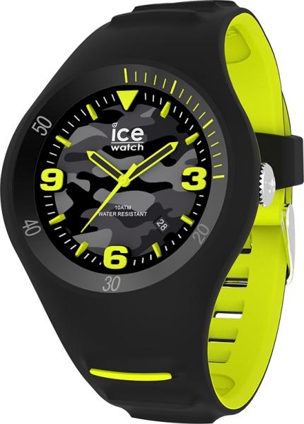 ICE WATCH P. LECLERCQ - BLACK ARMY - MEDIUM - 3H IC017597