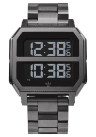 RELOJ ADIDAS ARCHIVE_MR2 ALL GUNMETAL Z21632-00