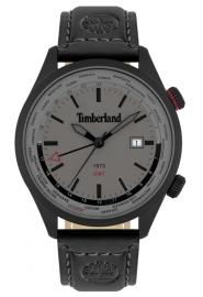 RELOJ TIMBERLAND MALDEN 45MM GREY 3H DATE BLACK LEATHER 15942JSB-13