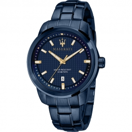RELOJ MASERATI BLUE EDITION 44MM 3H R8853141002