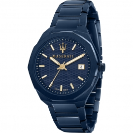 RELOJ MASERATI BLUE EDITION 42MM 3H R8853141001