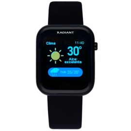 RELOJ RADIANT SMARTWATCH MANHATTAN RAS10101