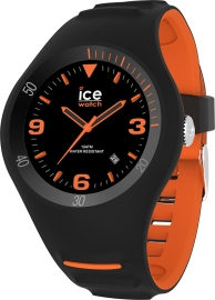 RELOJ ICE WATCH P. LECLERCQ - BLACK ORANGE - MEDIUM - 3H IC017598