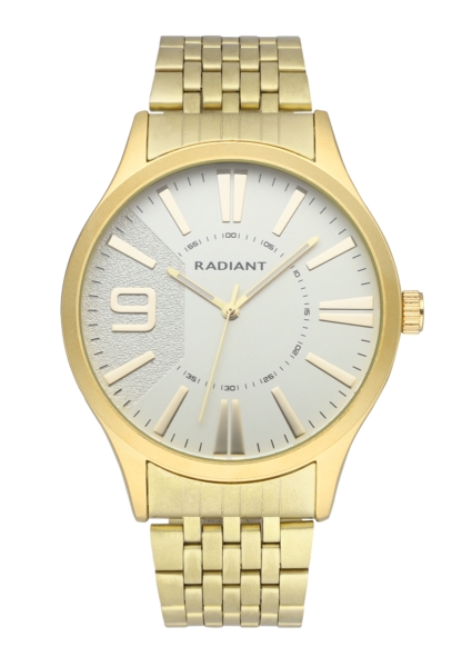 RADIANT MASTER 44MM GOLD DIAL IPGOLD BRAZ RA565203