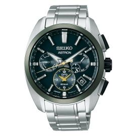 RELOJ SEIKO ASTRON 5X53 TITANIO E.L. VERDE/DORADO SSH071J1