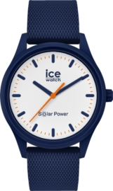 RELOJ ICE WATCH SOLAR POWER - PACIFIC MED MESH STRAP 3H IC018394