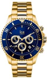 RELOJ ICE WATCH STEEL - GOLD BLUE - MEDIUM - CH IC017674