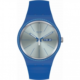 RELOJ SWATCH BLUE RAILS SUON714