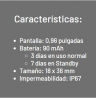 MAREA SMARTWATCH B57007/3