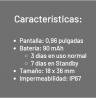 MAREA SMARTWATCH B57007/4