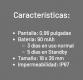 MAREA SMARTWATCH B57006/5