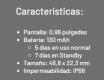 MAREA SMARTWATCH B58005/8