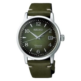 RELOJ SEIKO PRESAGE COCKTAIL STAR BAR E.L. MATCHA SRPF41J1