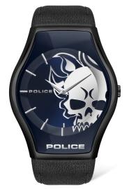 RELOJ POLICE PEWJA2002302 SPHERE 2H GUN / BLACK LEATH PL.16114JSU-03
