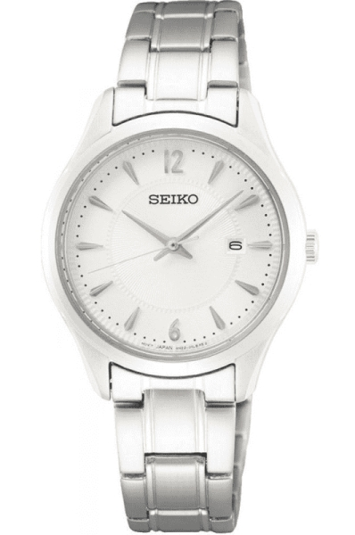 SEIKO NEO CLASSIC EASY REMOVAL LINK PARA MUJER SUR423P1