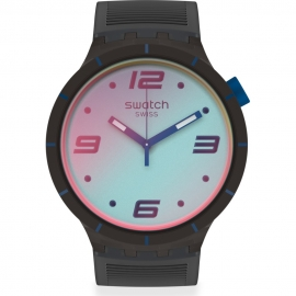 RELOJ SWATCH FUTURISTIC GREY SO27B121