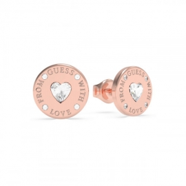 RELOJ GUESS 10MM COIN STUDS RG UBE70038