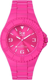 RELOJ ICE WATCH GENERATION - FLASHY PINK - MEDIUM - 3H IC019163