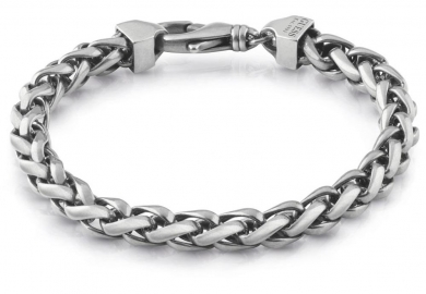RELOJ GUESS NARROW WHEAT WIRE CHAIN AS UMB70016-S