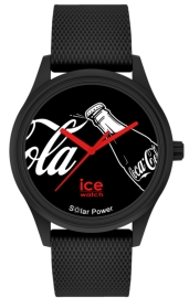 RELOJ ICE WATCH COCA COLA×ICE-WATCH- BLACK - MEDIUM - 3H IC018512