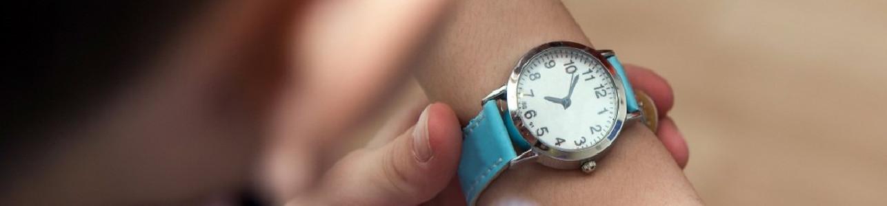 Relojes Niños y Niñas